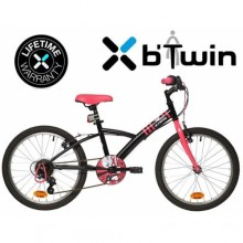 Велосипед B'TWIN MISTIGIRL 320 LTD 20""