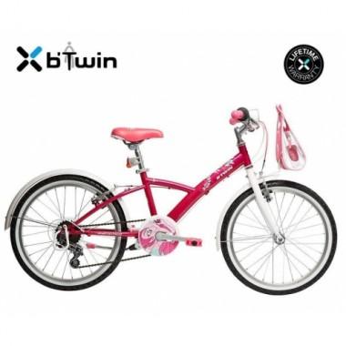 Велосипед детский B'TWIN MISTIGIRL 500 20