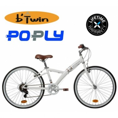 Велосипед B'TWIN POPLY 300 24