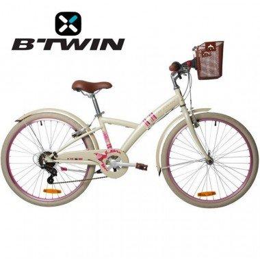 Велосипед детский B'TWIN Poply 500 24