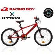 Велосипед детский B'TWIN RACINGBOY 320 20