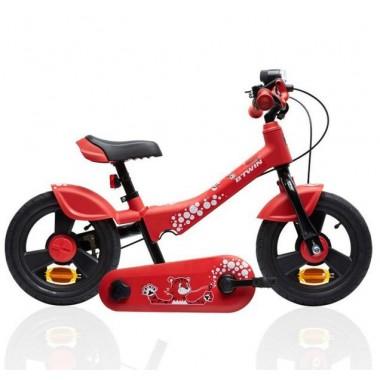 Беговел-велосипед B'twin 700 WOONY Red 2 в 1
