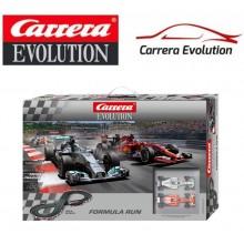 Автотрек Carrera Evolution Formula Run (20025213)