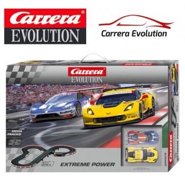 Автотрек Carrera Evolution Extreme Power (20025218)
