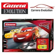Автотрек Carrera Evolution Disney Pixar Cars 3 Race Day (20025226)