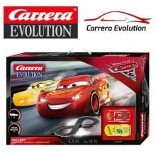 Автотрек Carrera Evolution Disney Pixar Cars 3 Race Day (20025226)