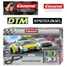 Автотрек Carrera Evolution DTM Speed Duel (20025234)
