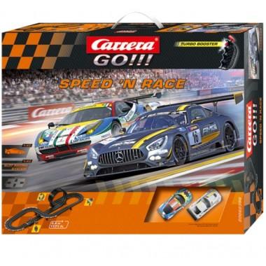 Автотрек Carrera Go Speed'n Race (20062396)