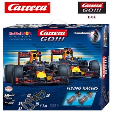 Автотрек Carrera Go Flying Racers (20062426)