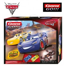 Автотрек Carrera Go!!! Disney Pixar Cars 3 Radiator Springs 5,3 м (62446)