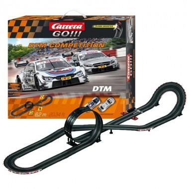 Автотрек Carrera Go DTM Competition (20062449) 6.2 м