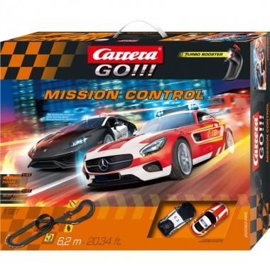 Автотрек Carrera Go!!! Mission Control 20062465