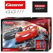 Автотрек Carrera Go Disney Pixar Cars Let's Race! (20062475)