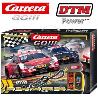 Автотрек Carrera Go!!! DTM Power (20062479)