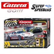 Автотрек Carrera Go!!! Super Speeders 6.2 м (20062488)