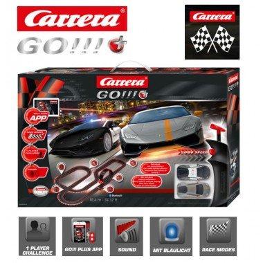 Автотрек Carrera Go Night Chase (20066004)