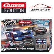 Автотрек Carrera Evolution Break Away 25236 5.3м