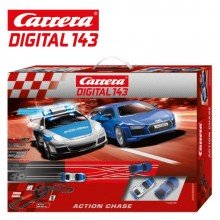Автотрек Carrera DIGITAL 143 Action Chase 40033 6.3м