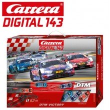 Автотрек Carrera DIGITAL 143 DTM Victory 40040 6.3м