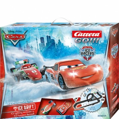 Автотрек Carrera Go Ice Drift Racing 6.2 м (62359)
