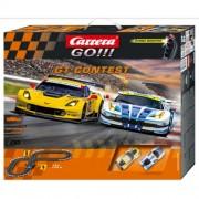 Автотрек Carrera Go Ferrari GT Contest 3,6 м (62368)
