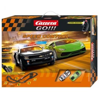 Автотрек Carrera Go Speed Control 8,4 м (62370)