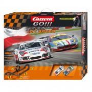 Автотрек Carrera Go GT Speed Porsche GT3 5,3 м (62398)