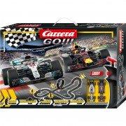 Автотрек Carrera Go!!! Max Speed 62484 6.3м