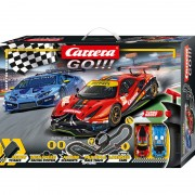 Автотрек Carrera Go Race the Track 62526 6,2м