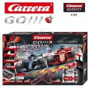 Автотрек Carrera Go!!! Plus Keep on Racing 66010 6.8м