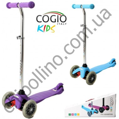 Трехколесный самокат Cogio kids Mini
