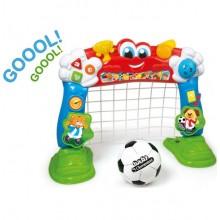Интерактивные футбольные ворота Clementoni 60243