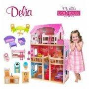 Кукольный домик Delia Mansion doll house