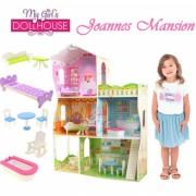 Кукольный домик Delia WILLA Joannes Mansion