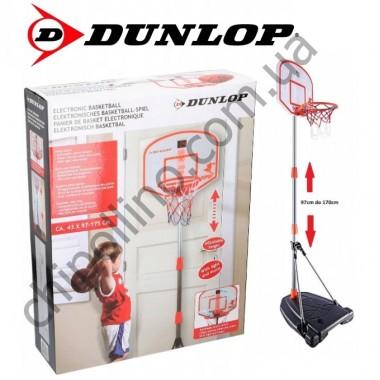 Электронная баскетбольная стойка DUNLOP