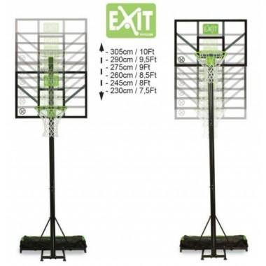Баскетбольная стойка EXIT Comet Portable Basket