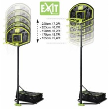 Баскетбольная стойка EXIT Hoopy Junior Portable Basket