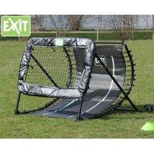 Футбольный тренажёр EXIT Kickback football rebounder 124x90 см