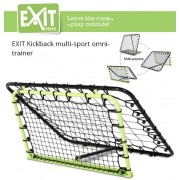 Футбольный тренажёр EXIT Kickback multi-sport omni-trainer