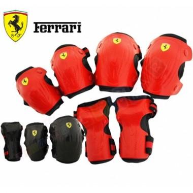 Защита для беговела и роликов Ferrari