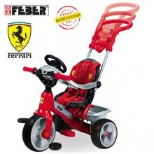 Трёхколесный велосипед Feber Ferrari Racing Trike