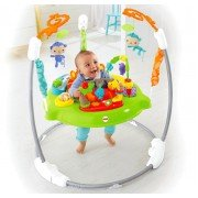 Прыгунки Fisher Price Roaring Rainforest Jumperoo CHM91