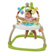 Прыгунки Fisher Price Rainforest Friends SpaceSaver Jumperoo CHN38