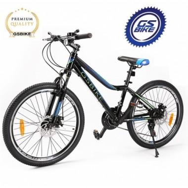 Велосипед подростковый GSBIKE Junior MTB 24 ALU