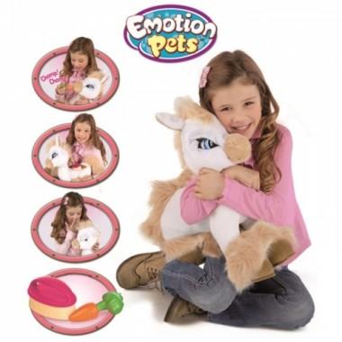 Интерактивная Пони Кэнди лошадка Emotion Pets Candy