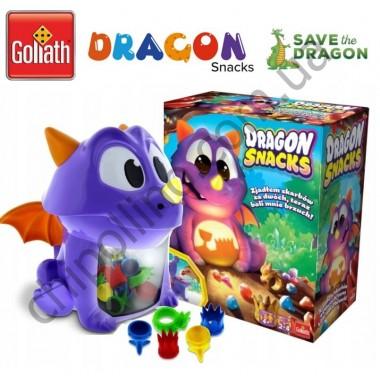 Настольная игра Dragon Snacks Goliath