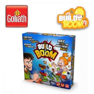 Настольная игра Build or Boom Board game Goliath
