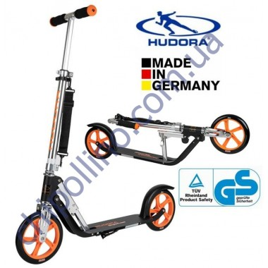 Самокат Hudora Big Wheel XXL 205