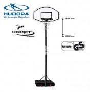 Баскетбольная стойка Hudora Hornet XXL