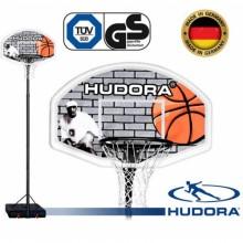 Баскетбольная стойка Hudora Pro XXL